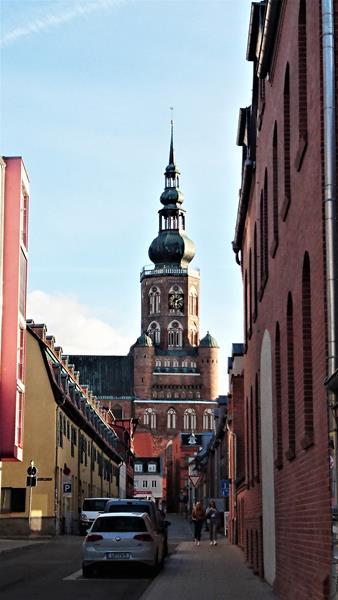 Dom-Blick Nr. 1 Greifswald (Copy)