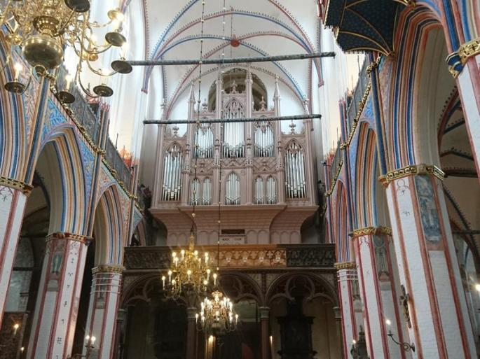Orgel in St. Nikolai (Copy)