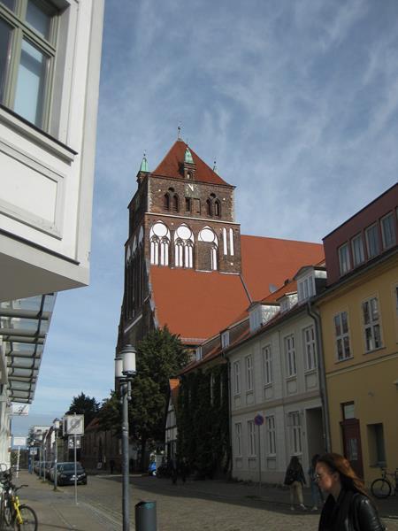St. Marien, Greifswald, Backsteingotik (Copy)