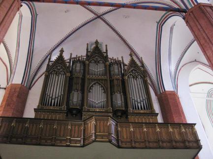 St. Marien, Greifswald, die älteste Mehmelorgel Dtlds (4) (Copy)