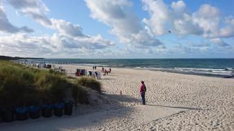 Sandstrand Kur-Badeort Zingst (2) (Copy)